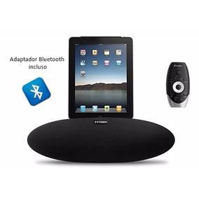 Dock Station Para Iphone 4 C/ Bluetooth E Controle Remoto