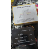 Convertidor De Voltaje 24v A 12v