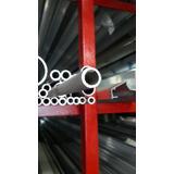 Perfil Caño De Aluminio Redondo 12mm 1/2 Pulgada
