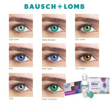 Lente De Contato Star Colors Bausch Lomb + Optifree