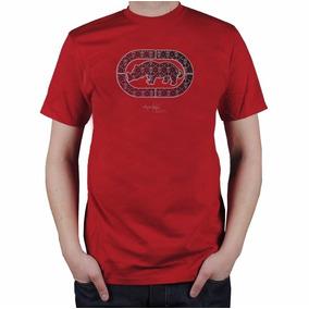 Camiseta Ecko Masculina - Original - Estampada - Tam: P