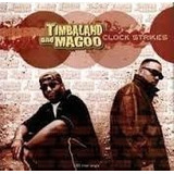Cd Single Timbaland And Magoo Clock Strikes