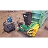 Prensas Hidrulicas Para Carton , Pet , Aluminio Reciclados.
