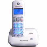 Telefono Inalambrico Motorola Dect 6.0 Auri 3500 Cbtelefonia