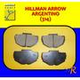 314 Pastillas De Frenos Para Hillman Arrow Argentino