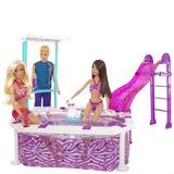 Barbie: Piscina Glam
