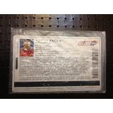 Gi Joe Cobra File Card De Agent Faces Infiltrator 2003 Fn4