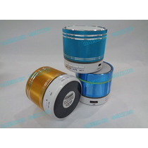 Corneta Bluetooth Speaker Radio Usb/pendrive/memoria/fm/aux