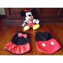 Traje Disney, Minnie, Mickey, Para Perros Todos Los Tamaños