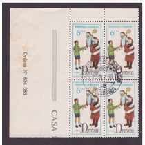 M C-626 1968 Quadra 1ºdia Natal Papai Noel