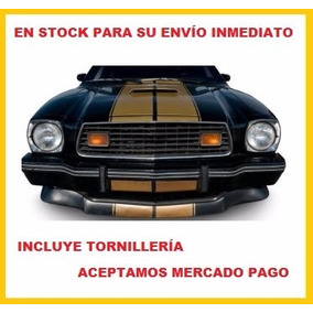 Spoiler Frontal Mustang Il Cobra 74 75 76 77 78 Ford Nuevo