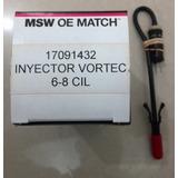 Inyector Gm Vortec 6-8 Cilindros 17091432