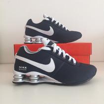 Nike Shox Deliver Classic 4 Molas Original Importado Confira