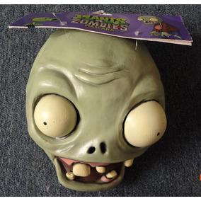 Mascara Original Zombie De Plantas Contra Zombies