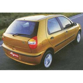 Vidro Vigia Traseiro Fiat Palio 2001 Até 2004