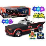 Mez-itz Classic Tv Series Batmobile 1966 Batman Robin Nmg!!