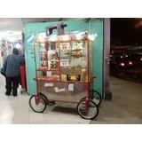Máquina De Hacer Pochoclos Y Garrapiñadas Pochoclera Popcorn