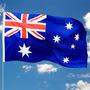Linda Bandeira Da Austrália 1,50x90cm!