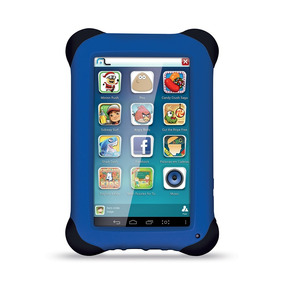 Tablet Kid Pad Azul Nb194 Azul Multilaser