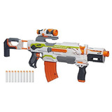 Nerf N-strike Módulo Ecs-10 Blaster Envío Gratis