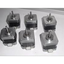 Motores A Pasos, Nema 17, Bipolares Y Unipolares Step Motors
