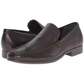 Zapatos Calvin Klein Landen Café Originales Talla 9,5us