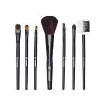 Kit Pincéis Para Maquiagem Mundial Portátil 7 Peças