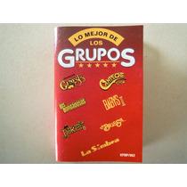 Lo Mejor De Los Grupos Casette Campeche Show,genesis, Babys