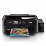Impresora Multifuncion Epson L850 Sistema Continuo Cd Dvd