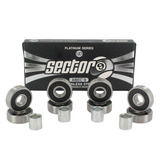 Rolamento Sector 9 Platinum Bearings - Abec 9
