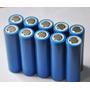 80 X Bateria 18650 Litio 3.7v 4800mha Blue Linternas Li-ion