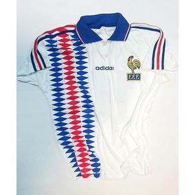 Camiseta De Francia Retro Alternativa 1994