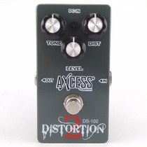 Pedal Ds-102 Distortion 2 - Axcess By Giannini