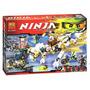 Ninjago Lego Alterno Master Wu Dragon Samurái Ronin Ataque
