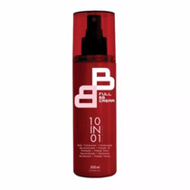 Full Bb Cream 10 Em 01 Finalizador Felithi Cosmeticos 200ml