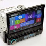 Autoestereo Dvd Pantalla Led Tactil 7 Bluetooth Usb 7810b