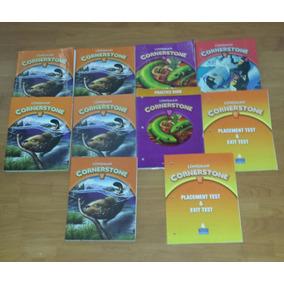 Libros Cornerstone De Aprendizaje Idioma Inglés Seminuevos