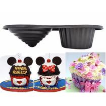 Molde Para Pastel Cupcake Gigante Ekco