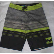 Bermudas Quicksilver Billabong Columbia
