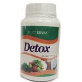 10 Detox Ultra Slim 100% Naturaloriginal 1200 Cápsulas 500mg