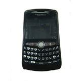 Carcasa Blackberry 8310, 8320, Negra Con Trackball Original