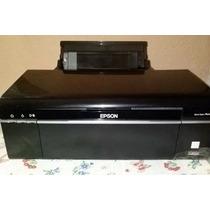 Impressora Epson Cd Dvd Fotografica Com Bulk T 50