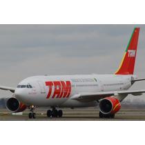 Aeronave A330-200/md-11 Tam/cenário Global Para Fsx