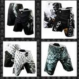 Shorts Mma, Muay Thai, Ufc , Artes Marciales Mixtas