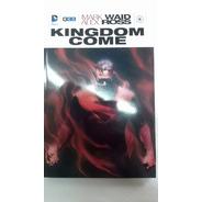 Kingdome Come Mark Waid Y Alex Ross Ecc Castellano Libro