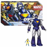 Marvel Universe Sentinela & Wolverine !