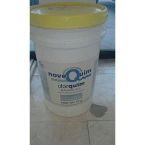Tricloro Tableta 3 Al 91% Novequim Cloro Albercas 50 Kgs