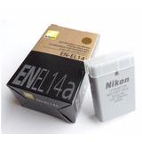 Bateria Nikon En El14a D3100 D3200 D3300 D5200 D5300 D5500 .