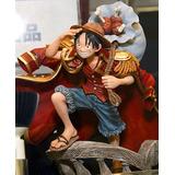 Figura Banpresto Luffy One Piece Envio Gratis