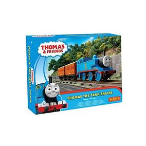 Juego De Tren Hornby Thomas The Tank Engine (azul) Por Horn